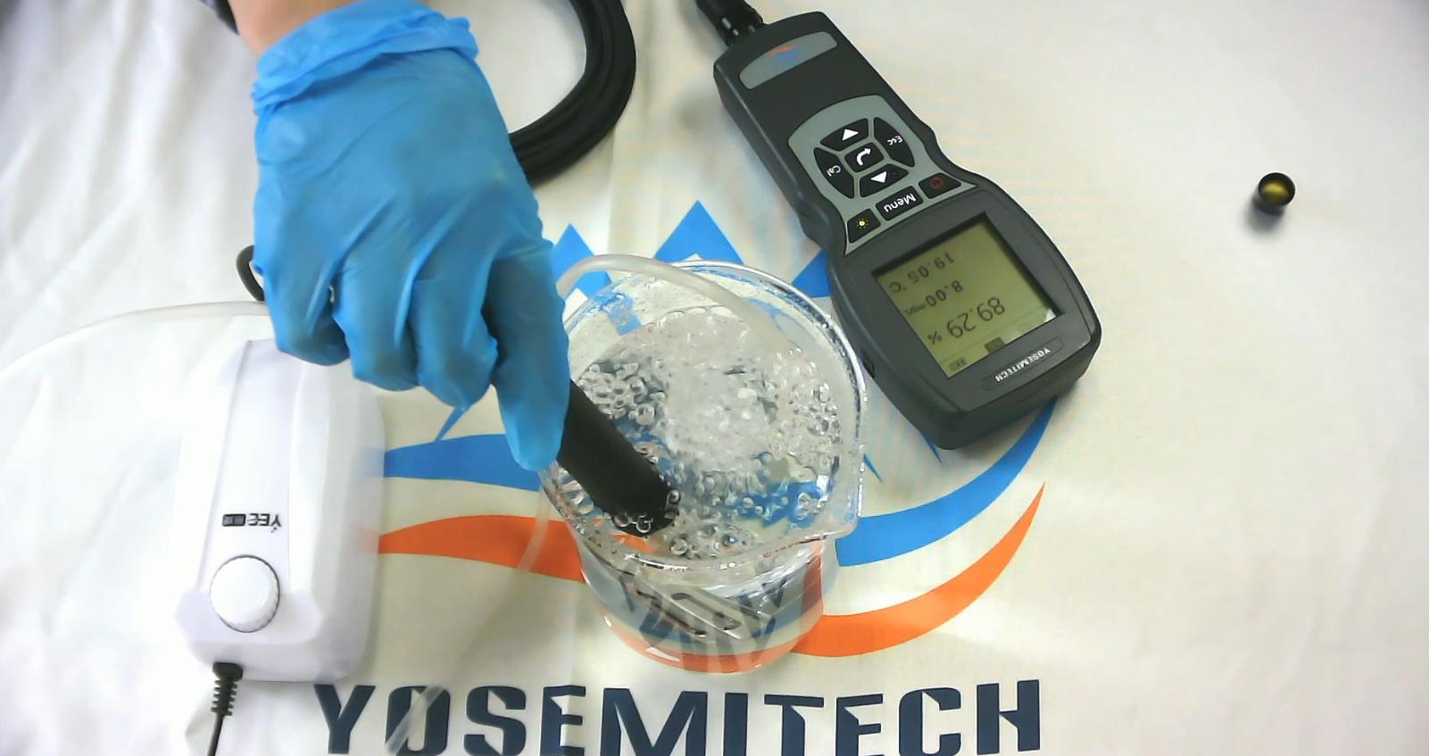 溶解氧传感器校准